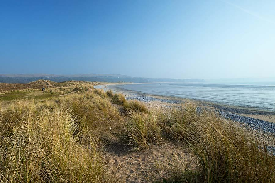 IMAGES OF OXWICH BAY